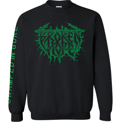 BROKEN HOPE Swamped in Gore 30 Years Sweatshirt