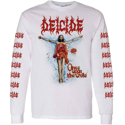 DEICIDE Once Upon The Cross Longsleeve