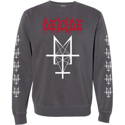 DEICIDE Trifixion End of God Crewneck
