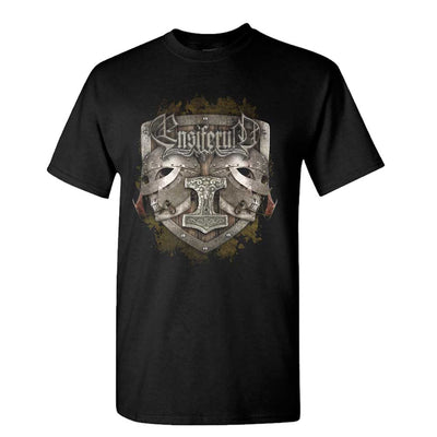 ENSIFERUM Shield 2015 Tour Dates T-shirt
