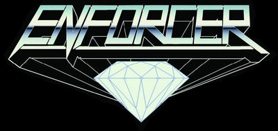ENFORCER Diamond Logo Patch