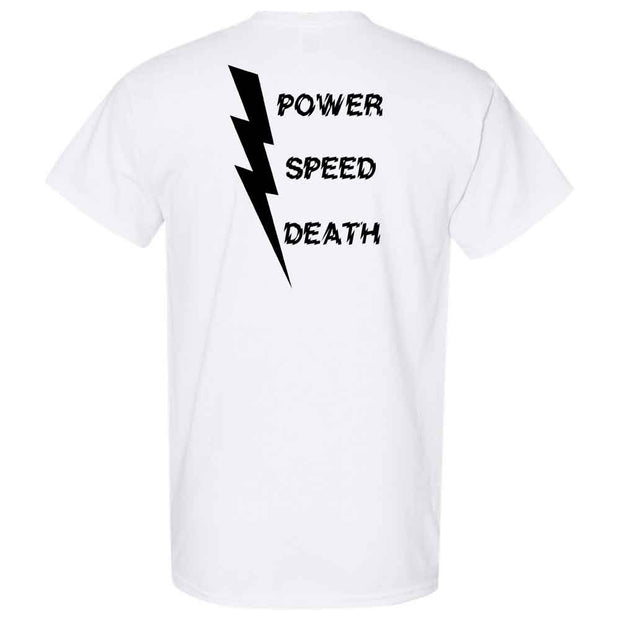 ENFORCER Black Angel Power Metal T-Shirt