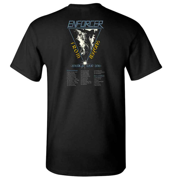 ENFORCER From Beyond Date T-Shirt