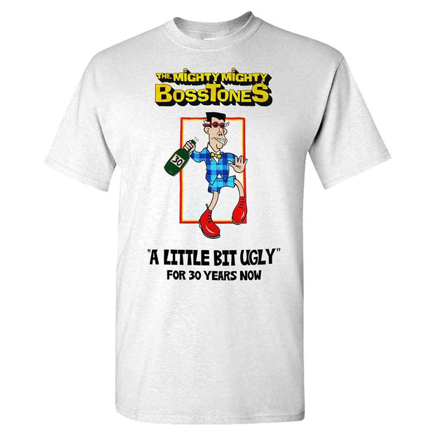 MIGHTY MIGHTY BOSSTONES A Little Bit Ugly T-Shirt