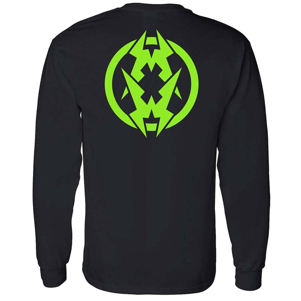 MUNICIPAL WASTE Glow Shark Long Sleeve