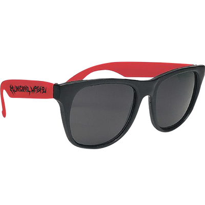 MUNICIPAL WASTE  Logo Sunglasses