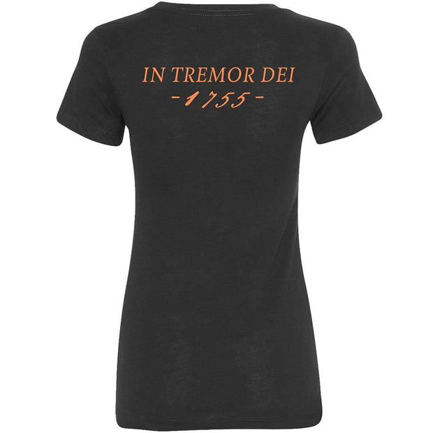 MOONSPELL Reaper In Tremor Dei Ladies T-Shirt