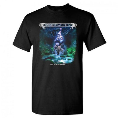 OMNIUM GATHERUM Burning Cold - Tour 2020 T-Shirt