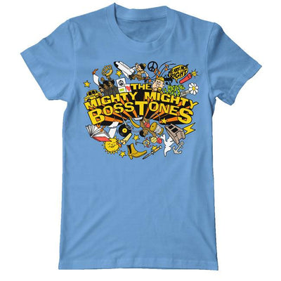 MIGHTY MIGHTY BOSSTONES While We're At It Explosion T-Shirt