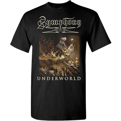 SYMPHONY X Underworld Ship 2016 Tour T-Shirt