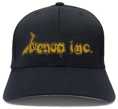 VENOM INC Logo Flex Fit Hat
