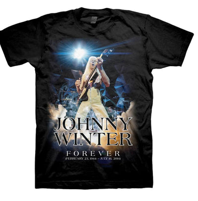 JOHNNY WINTER Forever T-Shirt