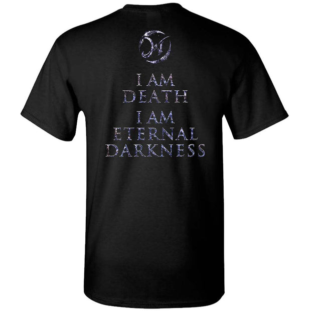 WINTERSUN Autumn I Am Death Black T-Shirt