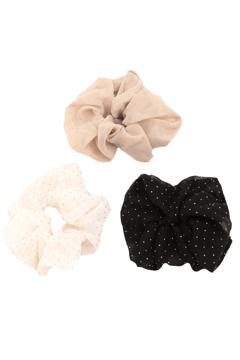 Life Of The Party Scrunchy Set