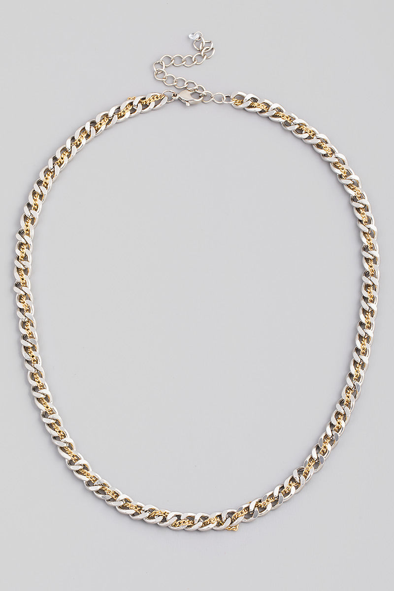 Bottom Line Necklace