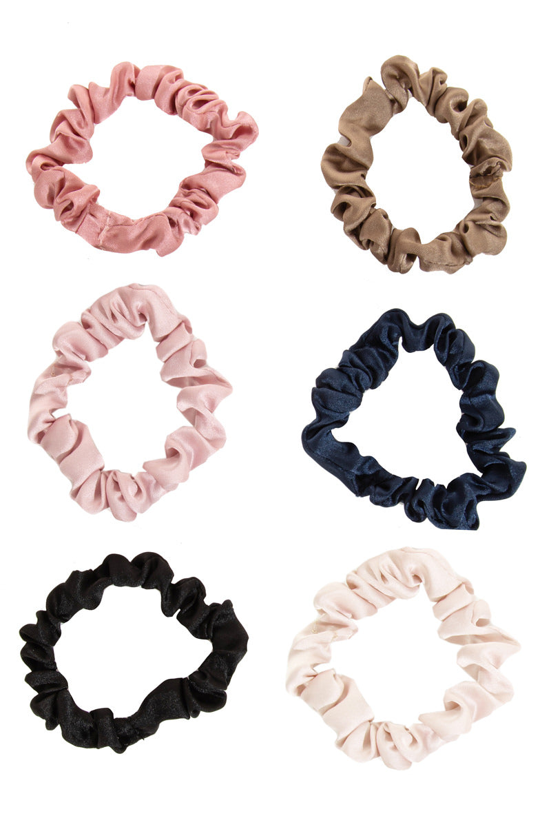 Keep It Casual Scrunchy Set