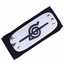Load image into Gallery viewer, Naruto cosplay headband accessories