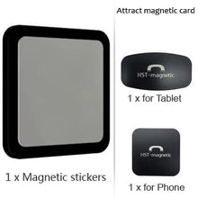 Load image into Gallery viewer, Tablet computer magnetic stand is convenient to pick and place, supports all tablets of iPad Pro Air