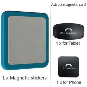 Tablet computer magnetic stand is convenient to pick and place, supports all tablets of iPad Pro Air