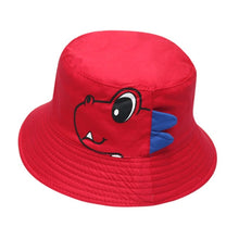 Load image into Gallery viewer, Baby soft cotton sun hat brim baseball cap sun hat beret summer outdoor hat dropship