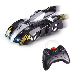 Children's remote control wall climbing car toy model wireless remote control children's drift racing toy