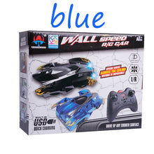 Load image into Gallery viewer, Children's remote control wall climbing car toy model wireless remote control children's drift racing toy