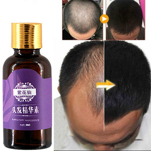 Natural regrowth hair products with no side effects to make hair grow faster