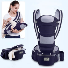 Load image into Gallery viewer, 0-48M ergonomic kangaroo baby wraparound travel carrier