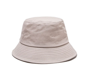 Unisex Bob Hat Men's Women's Summer Panama Hat Beach Sun Fishing Bunny Hat