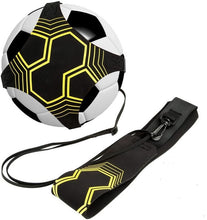Load image into Gallery viewer, Auxiliary training ball belt for primary school students Football training belt equipment kicking football fitness equipment