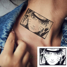 Load image into Gallery viewer, Simple waterproof tattoo stickers for ears and fingers