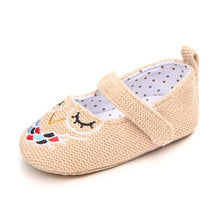 Load image into Gallery viewer, Newborn baby shoes baby cartoon soft-soled non-slip shoes cute warm animal baby shoes