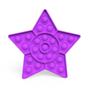 The new push bubble toy is a special and interesting toy for autism, anti-stress dependence toy