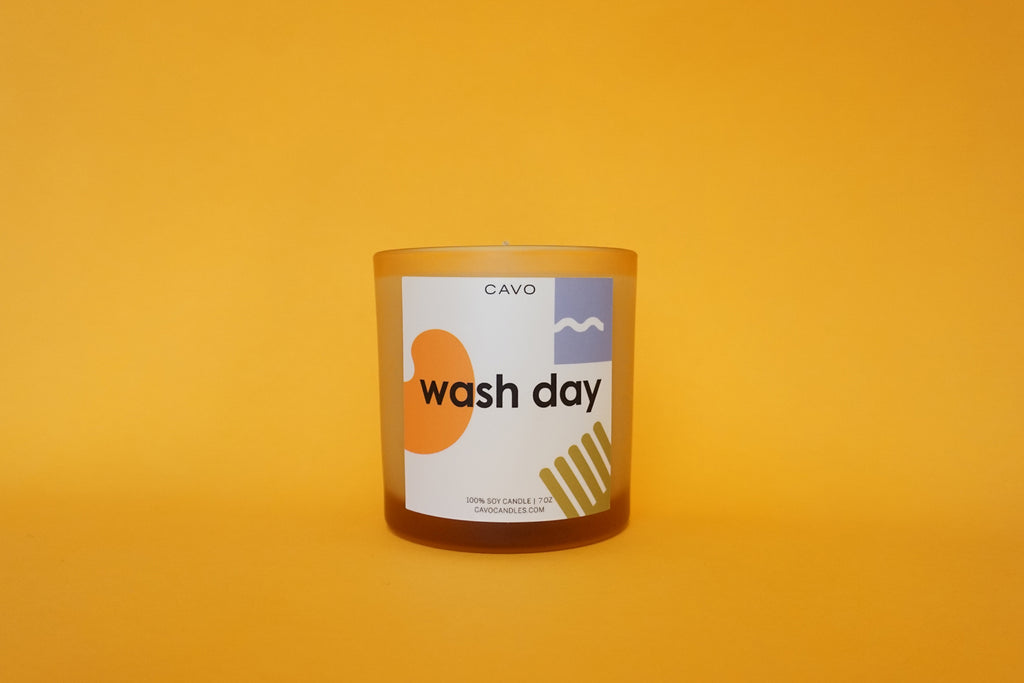 Photo of Wash Day Candle