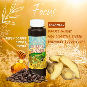Sumba Sunrise - Focus booster