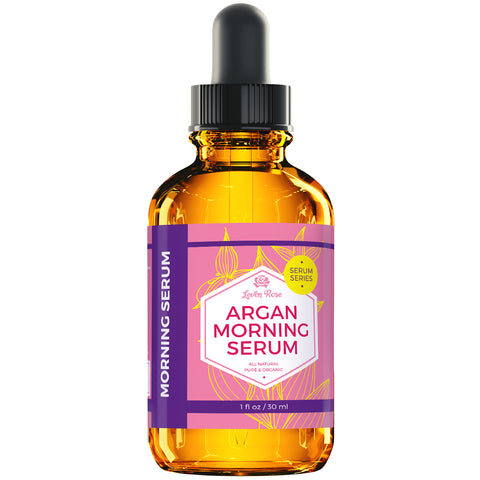 Argan Morning Serum - 1 oz