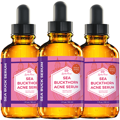 Sea Buckthorn Acne Serum - 1 oz