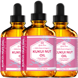 Kukui Nut Oil - 4 oz