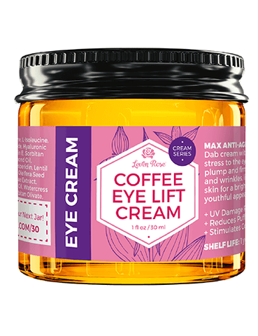 Coffee Eye Lift Cream - 1 oz