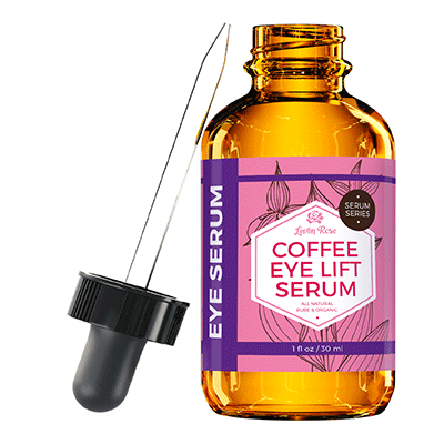 Coffee Eye Lift Serum - 1 oz