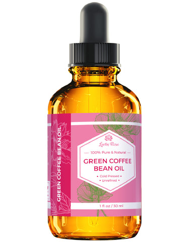 Green Coffee Bean Oil - 1 oz