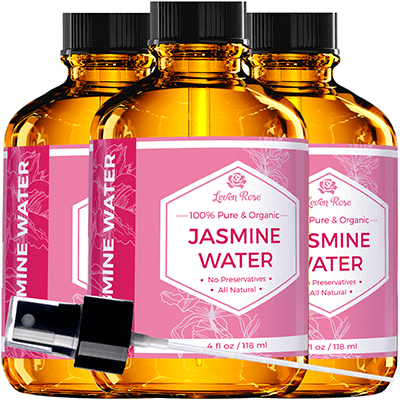 Jasmine Water Toner - 4 oz