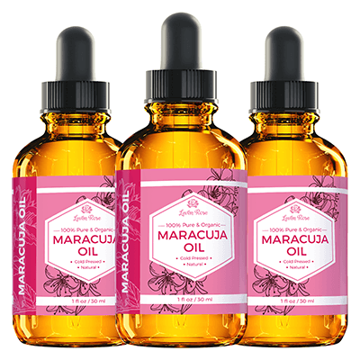Maracuja Passion Fruit Seed Oil - 1 oz