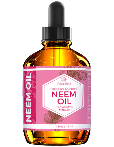 Neem Oil - 4 oz