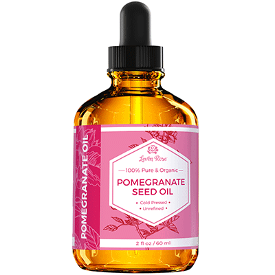 Pomegranate Seed Oil - 2 oz
