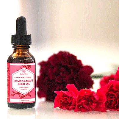 Pomegranate Seed Oil - 1 oz