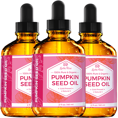 Pumpkin Seed Oil - 2 oz