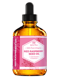 Red Raspberry Seed Oil - 2 oz