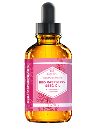 Red Raspberry Seed Oil - 1 oz