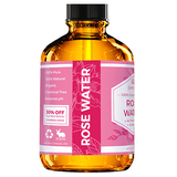 Moroccan Rose Water Toner - 4 oz